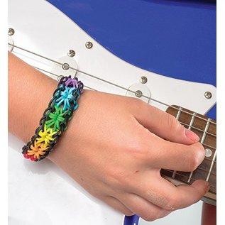 BASTELZUBEHÖR, WERKZEUG UND AUFBEWAHRUNG Band-It, Starterpaket für 24 Armbänder von Joy Crafts!