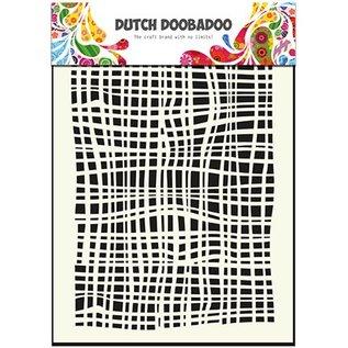 Pronty Pronty, Dutch Mask Art,A5, Fabric