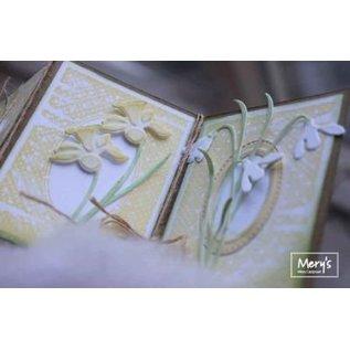 Joy!Crafts / Hobby Solutions Dies Joy Crafts, blomster 3stk / 44x79 / 40x69 / 49x93mm