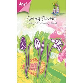 Joy!Crafts / Jeanine´s Art, Hobby Solutions Dies /  Joy Artesanato, Flores