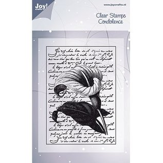 Joy!Crafts / Hobby Solutions Dies Transparent Stempel, Joy Crafts