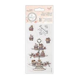 Stempel / Stamp: Transparent temple de silicone
