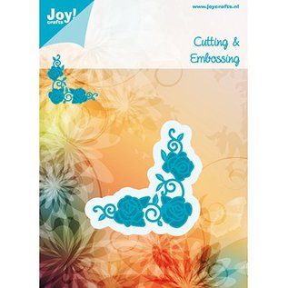 Joy!Crafts / Jeanine´s Art, Hobby Solutions Dies /  Ecke Rosen