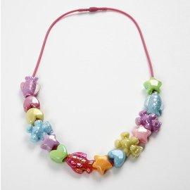 Kinder Bastelsets / Kids Craft Kits Bastelset: 1 Kinderfreundliche Halskette