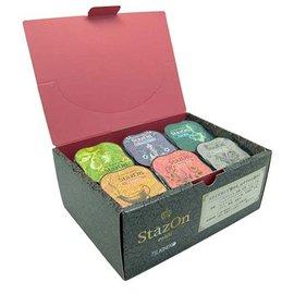 FARBE / STEMPELINK 6 StazOn tampon encreur dans des tons clairs couleur !!
