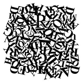 Pronty Pronty lettres Mask Mix