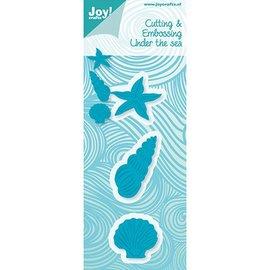 Joy!Crafts / Jeanine´s Art, Hobby Solutions Dies /  NEW punch - en embossingmal