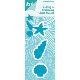 Joy!Crafts / Jeanine´s Art, Hobby Solutions Dies /  NEW soco - e modelo embossing