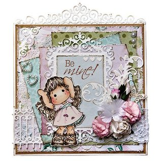 Joy!Crafts / Jeanine´s Art, Hobby Solutions Dies /  Joy Crafts, blonder Bordure
