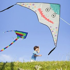 Kinder Bastelsets / Kids Craft Kits 2 Großer Drachen aus Nylon