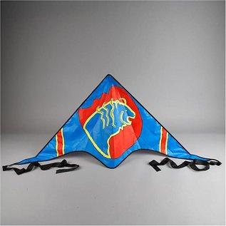 Kinder Bastelsets / Kids Craft Kits 2 Grote vliegers uit nylon voor het schilderen en versieren!