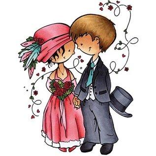 Marianne Design Snoesjes in Love, Wedding