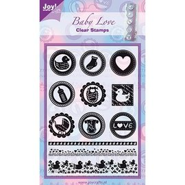 Joy!Crafts / Hobby Solutions Dies Transparent Stempel: Baby