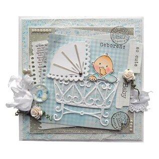 Marianne Design Samlerobjekter - Eline Baby