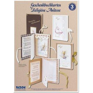 BASTELSETS / CRAFT KITS Biglietti Craft Kit, libri regalo per le occasioni religiose