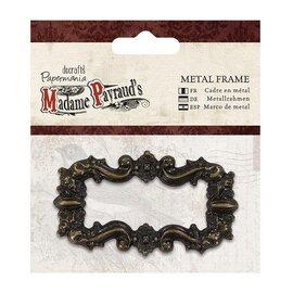 Embellishments / Verzierungen Vintage Metall Rahmen