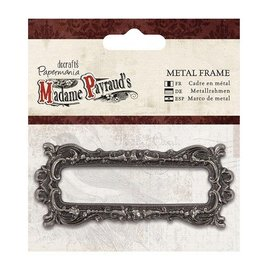 Embellishments / Verzierungen Estrutura de metal do vintage