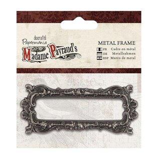 Embellishments / Verzierungen Vintage metalramme