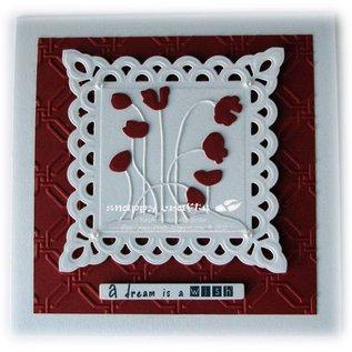 Marianne Design Metal skabelon Shapeabilities, asiatiske motiver, ø 2,7-10 x 10 cm, Et sæt af 5 skabeloner!