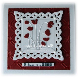 Marianne Design Metallschablone Shapeabilities, Asian Motifs, ø 2,7 - 10 x 10 cm, Ein Set mit 5 Schablonen!