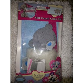 Kinder Bastelsets / Kids Craft Kits Tatty Teddy, Bastelset fra Filtz