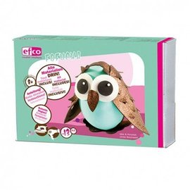 FOFUCHA Fofucha owl craft set, 9 - piece