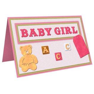 Embellishments / Verzierungen Etiketten voor Scrapbooking en kaarten maken
