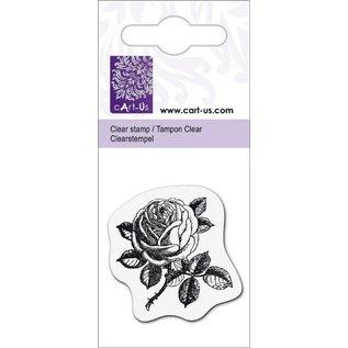 Cart-Us klein Rose 1, 5x6cm
