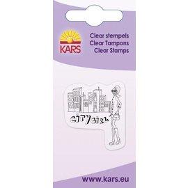 Cart-Us Transparent Stempel