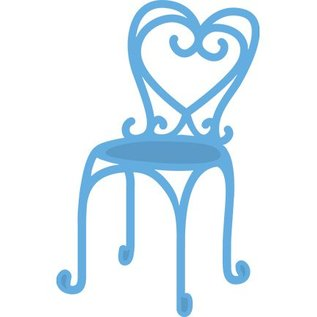 Marianne Design Creatables - French bistro chair