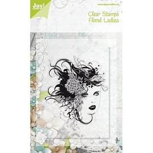 Joy!Crafts / Hobby Solutions Dies Noor! Ladies Floral Design