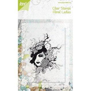 Joy!Crafts / Hobby Solutions Dies Noor! Ladies Floral Design