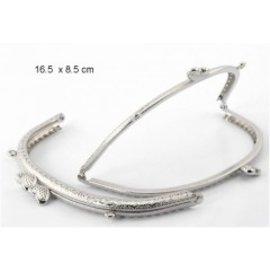 Embellishments / Verzierungen NEU: 1 Täschen Metallbügel mit Videoanleitung hier bei dem Produkt!