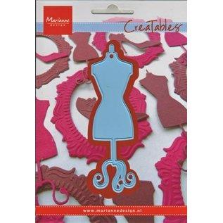 Marianne Design Marianne Design, Mannequin, LR0292, 16 x 19cm