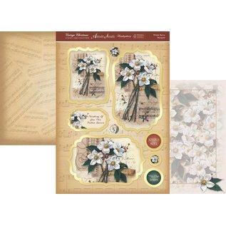 """conception de carte de Kit Artisanat de luxe """"Vintage"""" (Limited)"""