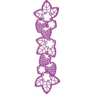 Joy!Crafts / Jeanine´s Art, Hobby Solutions Dies /  Erdbeer Bordüre