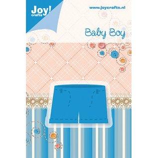 Joy!Crafts / Hobby Solutions Dies Bébé, Pantalons bébé