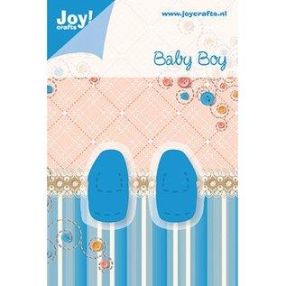 Joy!Crafts / Hobby Solutions Dies Baby Boy, Baby Sko