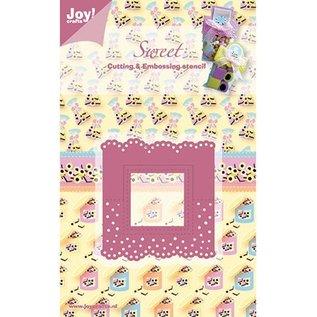 Joy!Crafts / Hobby Solutions Dies Head Carte Viereck
