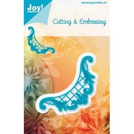Joy!Crafts / Jeanine´s Art, Hobby Solutions Dies /  Joy Crafts, Schneide- und Prägeschablone