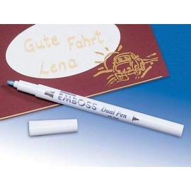 Emboss dual pen