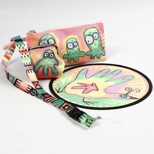 Objekten zum Dekorieren / objects for decorating 1 blyant taske, 23x11 cm, til at dekorere, male og dekorere.