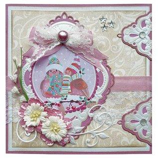 Marianne Design Marianne Design,Petra's ornaments, 13x19cm, LR0279