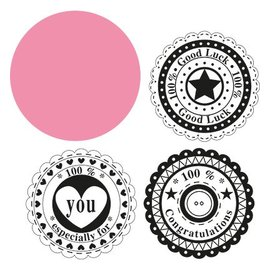 Marianne Design Marianne Design, de Cirkel en de gevoelens, COL1320