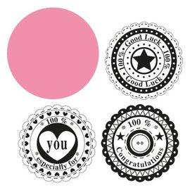Marianne Design Marianne projeto, círculo e os sentimentos, COL1320