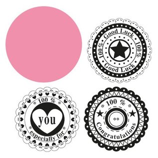 Marianne Design Marianne Design, Circle die & sentiments, COL1320
