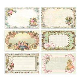Embellishments / Verzierungen 30 mooie foto Notecards - Delight, 30 stuks, 12,7 x7, 62cm