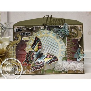 Joy!Crafts / Jeanine´s Art, Hobby Solutions Dies /  Punching template: Doily