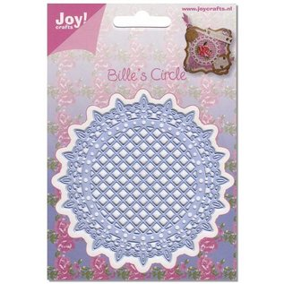 Joy!Crafts / Jeanine´s Art, Hobby Solutions Dies /  Modèle de poinçonnage: napperon