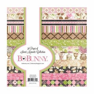 BO BUNNY Designer papir, 15,5 x 15,5 cm